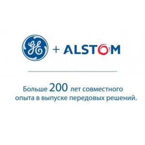 General Electric и Alstom