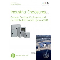 Industrial Enclosures Каталог (eng)