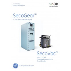 SecoGear-SecoVac 17.5KV Каталог (eng)