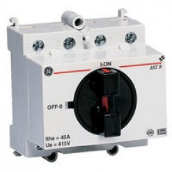 Выключатель ASTER, 40 A, 4 p (кат. № AST R 40 40)