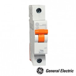 Автоматичний вимикач Domus 6 kA, 6 A,  1p, С