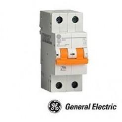 Автоматичний вимикач Domus 6 kA, 20A, 2p, B