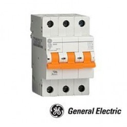 Автоматический выключатель Domus 6 kA, 63A, 3p, B