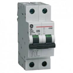 Серия G100, 40 A, 2p, C, 10 kA (кат. № G102C40)
