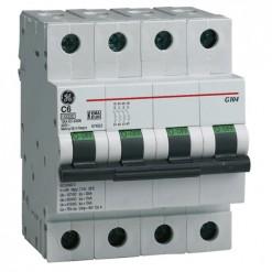 Серія G100, 2 A, 4p, C, 10 kA (кат. № G104C02)