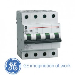 Серия G100, 40 A, 4p, C, 10 kA (кат. № G104C40)
