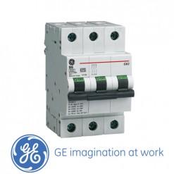 Серия G60, 25 A, 3p, C, 6 kA (кат. № G63C25)