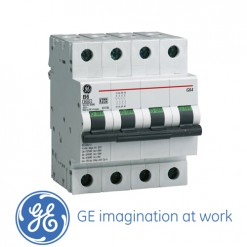 Серия G60, 63A, 4p, B, 6 kA (кат. № G64B63)