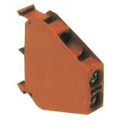 Серия P9, блок контакт, 2NO (кат. № P9B20VN)