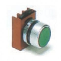 Серия P9, кнопка, зеленая (кат. № P9MPNVG)