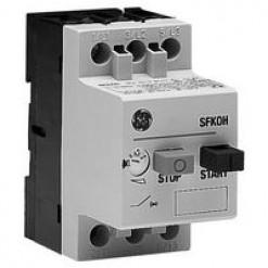 Серия SFK, 6,3А, 2,2 кВт, 10 kA (кат. № SFK0I)